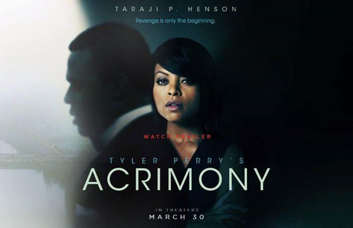 Movie: Acrimony (2018) - Hollywood