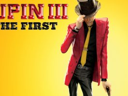 Movie: Download Lupin III: The First (2020) - Animation