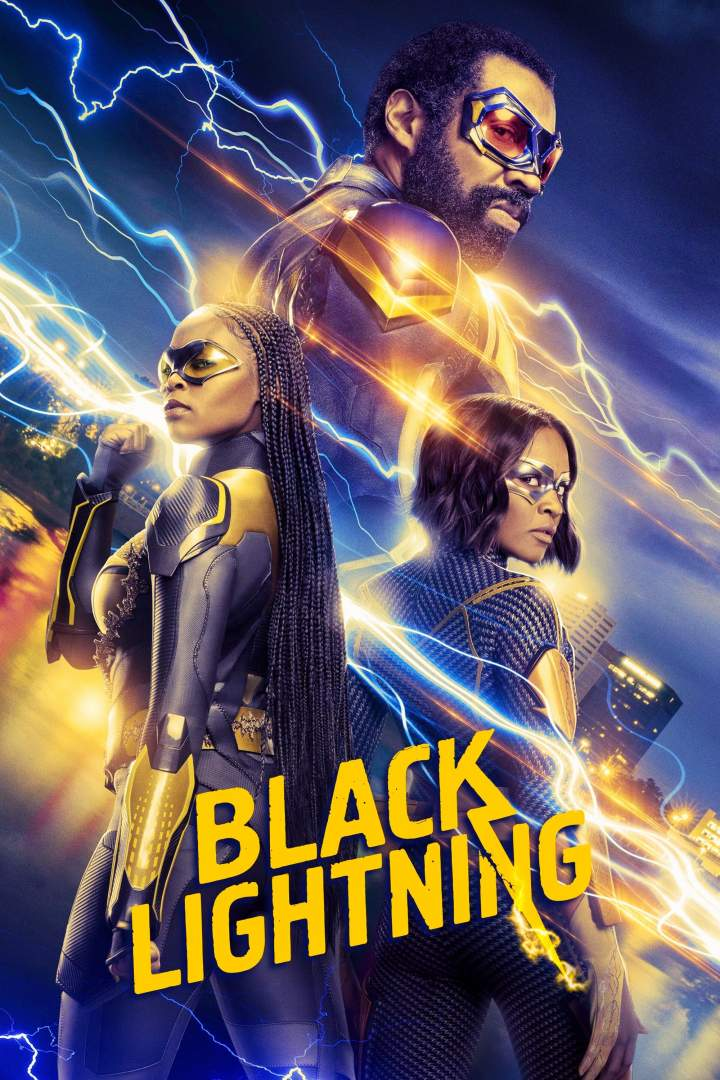 TV Series: Black Lightning Season 4 Episode 1